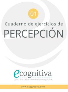 Percepción. Ejercicios de Estimulación Cognitiva para Mayores. Occupational Therapy Activities, Brain Memory, Elementary Spanish, Hidden Pictures, Executive Functioning, Math Class, Counseling, Excercise, Acting