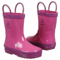 Kamik Squirt Tod/Pre Boots (Magenta) - Kids' Boots - 1.0 M