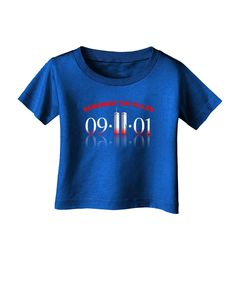 Remember The Fallen 91101 Infant T-Shirt Dark