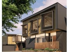 Photo of a house exterior design from a real Australian house - House Facade photo 15810181