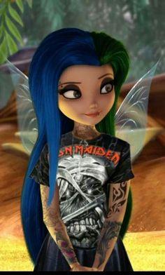 Punk Disney Characters | Punk Disney