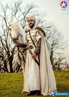 I watched the last episodes of the Magnificent of Century yesterday. It was quite sad story. The first son of Sultan Suleiman the Magnificent was Sehzade Mustafa killed by his father. Larp, Shayari Love Dard, Moda Medieval, Commemorative Stamps, Indian Men Fashion, Movie Costumes, Arabian Nights, Ottoman Empire, Urban Fashion