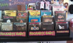 More Rockabye Baby cd's in stock and ready to rock!