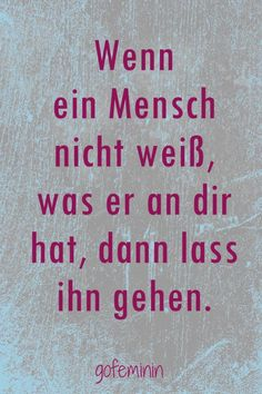 Kopf hoch & Krone richten: Die besten Sprüche für Liebeskummergeplagte Lovesickness is mean and bad. There is hardly anything that hurts more. Sad Quotes, Words Quotes, Best Quotes, Life Quotes, Inspirational Quotes, Sayings, Enjoy Quotes, Humor Quotes, The Words