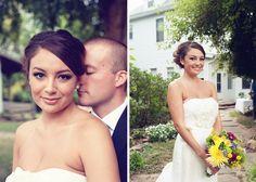 Historic Bell Mansion Wedding.  Mankin Photography