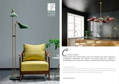 The main role of this magazine focuses on three important actions: to elucidate, clarify and inform, making as far as possible all relevant information about the lighting sector. Villa, Portuguese, Magazine, Lighting, Furniture, Collection, Design, Home Decor, Colors