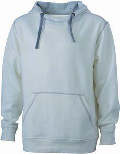 James & Nicholson Herren Sweatshirt Kapuzensweatshirt Men's Lifestyle Hoody