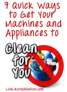 Love the #cleaning tips 1 & 5.  These will free up time. #LiveLikeYouAreRich
