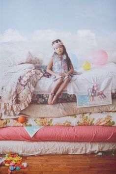 princess and the pea - Lissy Elle Photo