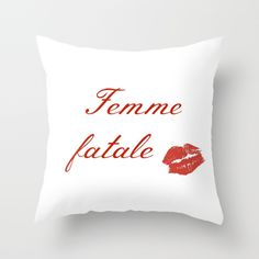 https://society6.com/product/femme-fatale-zlk_pillow SOLD!thank you!
