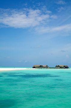 Amazing Places           - Cocoa Island - Maldives (byChi King)