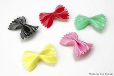 Farfalle (butterfly) bow ties