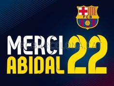 Éric Abidal #FCBarcelona #Abidal #22