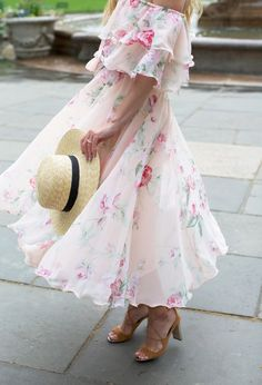 Dress: ASOS (also love this one). Shoes (also wore this dress with these blush heels). Hat: BP. Sunglasses: Old, similar here.