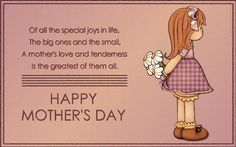 25 Mothers Day Poems to Touch Mothers Heart - FreshBoo Happy Mothers Day Poem, Happy Mothers Day Pictures, Mothers Day 2018, Mothers Day Quotes, Mothers Day Crafts, Mothers Love, Free Poems, Card Sentiments, Happy Quotes