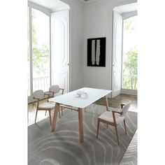 Zuo Coconut Grove Dining Table
