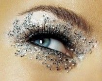 it could be very good idea for the wedding make up