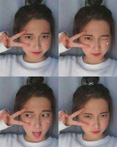 Hunnam hunnyeo🌱 Req pict hunnam or hunyeo,vsco tutorial ala hunnam hunyeo,good food comment and vote. Cute Girl Face, Cute Girl Photo, Girl Photo Poses, Girl Photos, Cool Girl, Ulzzang Korean Girl, Cute Korean Girl, Asian Girl, Selfie Foto
