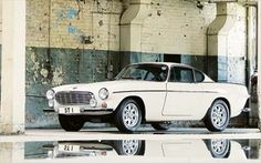 Love this car..1967 Volvo 1800s