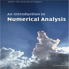 Solutions manual for manufacturing engineering technology 6th solutions manual for an introduction to numerical analysis 1st edition by mayers and endre 0521007941 9780521007948 fandeluxe Images