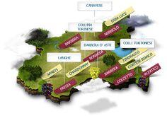 Nuovo ciclo di #degustazioni didattiche dedicate alle regioni italiane. Stasera #Piemonte! http://goo.gl/Ismro2
