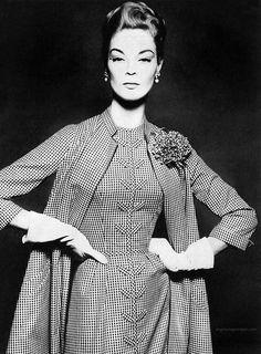 Jean Patchett by Richard Avedon 1956