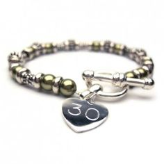 Personalised Inca Bracelet - Green