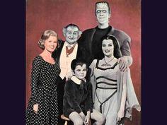 Viejas series de TV: LA FAMILIA MONSTER