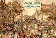 Naar aanleiding van de kinderboekenweek 2016 over opa en oma onder het motto 'voor altijd jong' heeft goochelaar en buikspreker Aarnoud Agricola uit Utrecht een Anton Pieck prentenboek samengesteld dat iedereen gratis kan downloaden. KLIK HIER VOOR HET ANTON PIECK PRENTENBOEK Naast vele paginagrote prenten bevat dit Anton Pieck prentenboek (pdf, 80 A4) ook teksten … Lees verder Gratis Anton Pieck prentenboek voor kinderboekenweek 2016 over opa en oma →