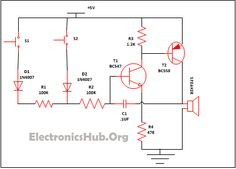 90 best mini projects images on pinterest circuit diagram rh pinterest com