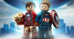 Captain America: Civil War Character Pack Debuts for LEGO Marvel's Avengers