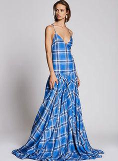 Женственность по-американски ввесенней коллекции Ralph Lauren | Мода | Новости | VOGUE