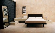 minimalist bedroom ideas brown soft | Home Decor & Bedroom Design