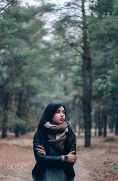 Forest by Виктория Роменская