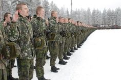 Amid rising tension with Russia, Finland takes the rare step of sending letters to every military reservist letters have been dispatched to 900,000 former conscripts in the armed forces, including …