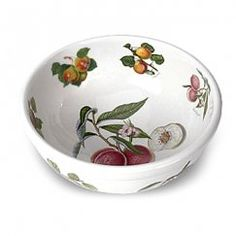 Pomona Salad Bowl From Portmeirion