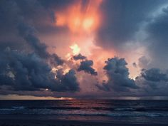Boca Raton Beach, Sunrise Pictures, Us Beaches, South Florida, Modern Contemporary, Landscaping, Ocean, Clouds, Sunset