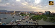 Journey To The City Of Batumi 26 by sanyo Journey To The City Of Batumi 4K Ultra HD Stock Footage