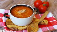 Luxusný pretlak - Tinkine recepty Fondue, Thai Red Curry, Soup, Cheese, Ethnic Recipes, Hokkaido, Soups