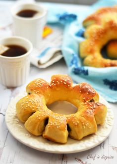 If you walk into any bakery in Amman in the morning, you will be enchanted by the smell of these beautiful date filled bread rings still warm out of the oven. Freshly baked bread alone smells wonde...