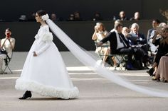 Chanel's Fall 2017 Couture Show