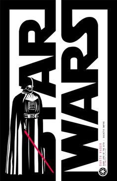 STAR WARS - VADER by Bensmind