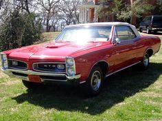 Sell 1966 Pontiac GTO at StreetRodding.com Buy