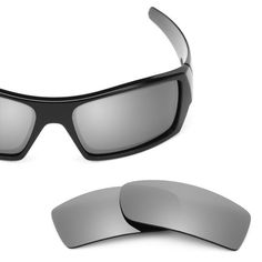 916941ae1d Black Friday Revant Replacement Lenses for Oakley Gascan Polarized Titanium  from Revant