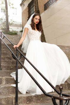 Collection La Parisienne - Cymbeline - Robes de mariée - Collection 2018