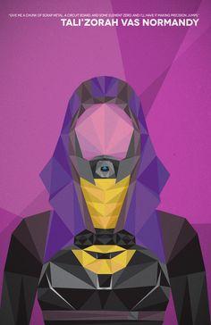 sparkmark: Mass Effect 1 Alien Squad Member... | GamesNEXT