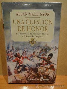 UNA CUESTIÓN DE HONOR. ALLA MALLISON. ED / EDHASA - 2010. LIBRO PRECINTADO.