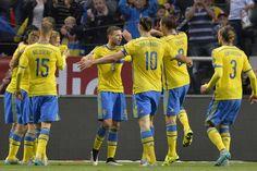 Sverige - Montenegro #Ekdal