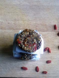 Raw Superfood Cookies from Sweet Smart Vegan