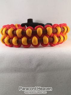 Wow! straight out of the production line check out this new product: Sun Flare - Parac... Check it out right here! http://www.paracord-heaven.com/products/sun
